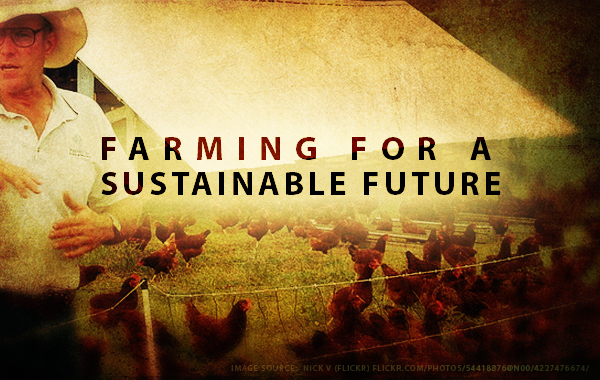 Will will wake up to sustainable alternatives to factory farms?