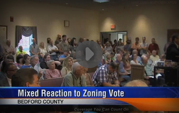Mixed Reactions to Changes to Bedford CAFO Zoning Ordinance