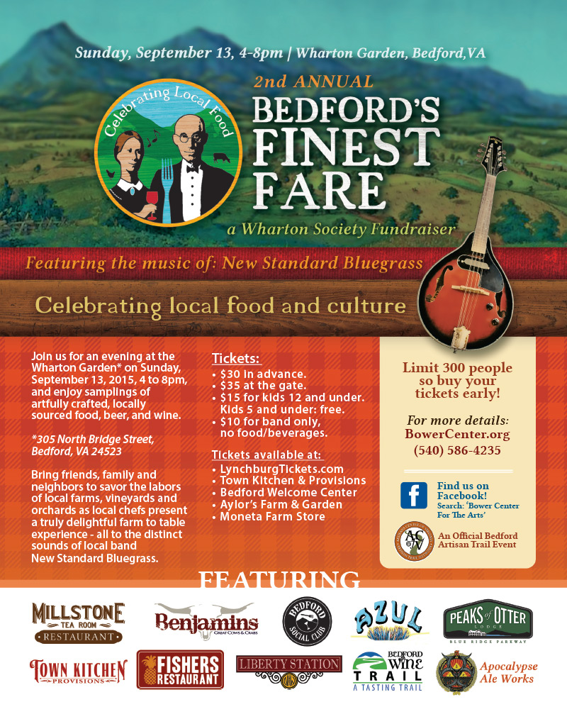 2nd Annual Bedford's Finest Fare