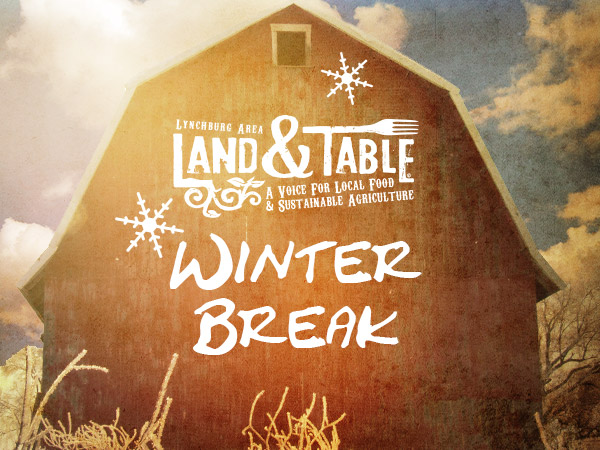 Land and Table Winter Break
