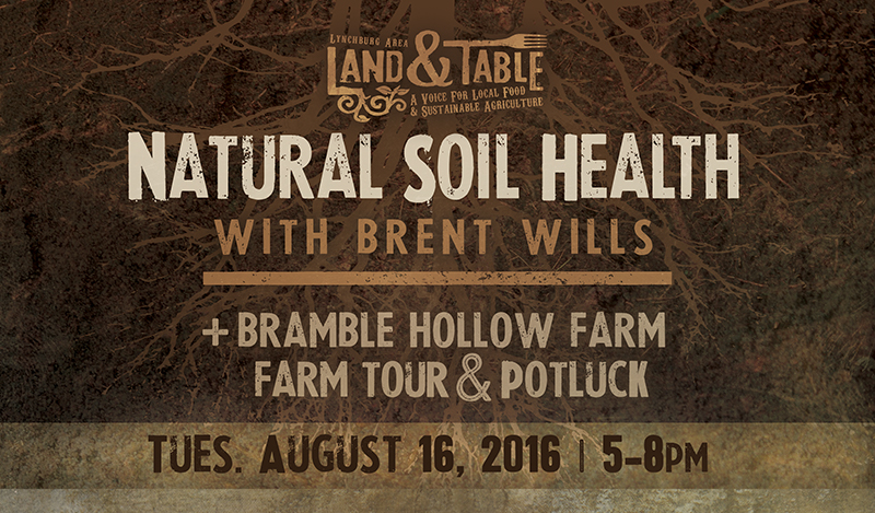 Natural Soil Health at Bramble Hollow Farm – August 16