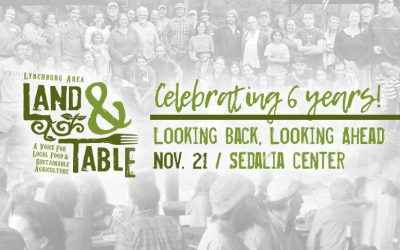 Celebrating 6 Years! Looking Back, Looking Ahead – Nov. 21