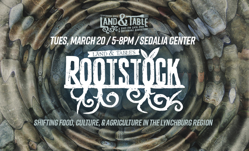 Rootstock: Potluck and Discussion – March 20