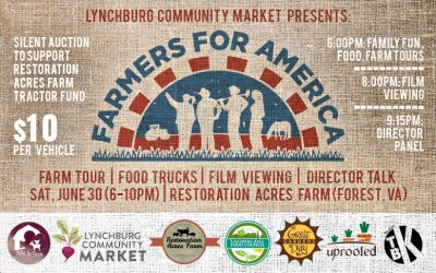 Film to Farm: Farmers for America (Forest) – June 30