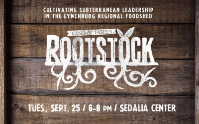 Rootstock: Meeting and Potluck – Sept. 25 (Sedalia)