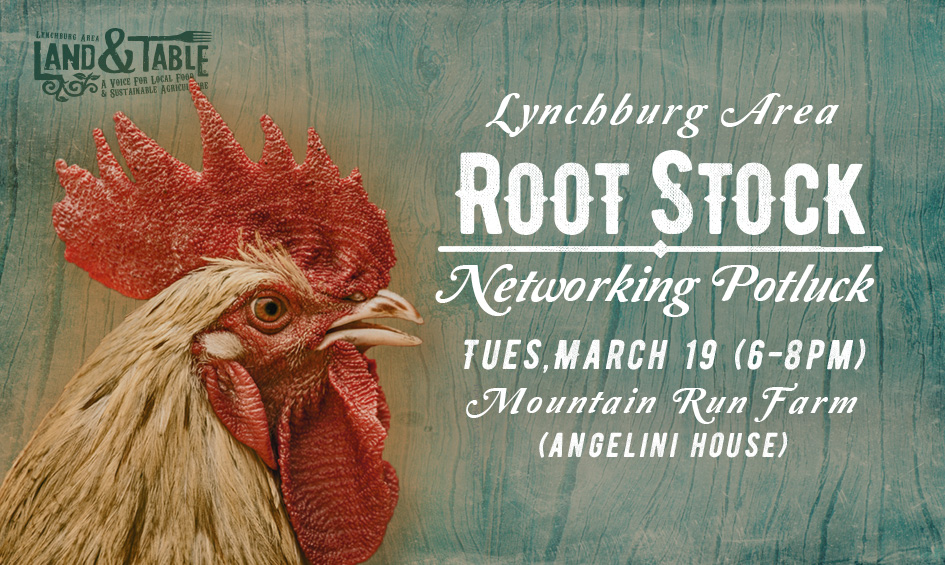 RootStock: Networking Potluck – March 19
