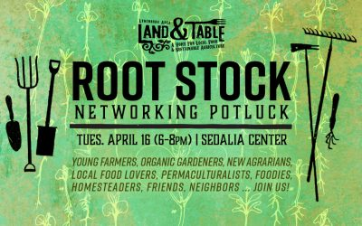 Root Stock: Networking Potluck – April 16