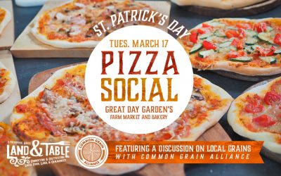 Pizza Social (RESCHEDULED)