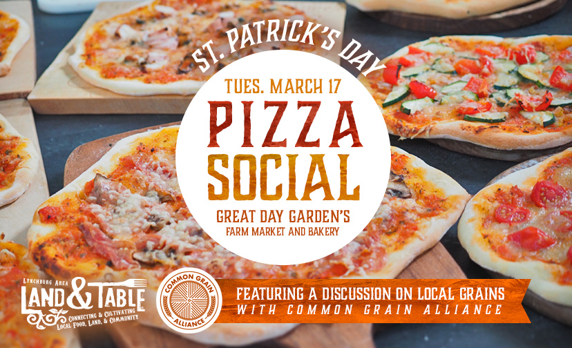 Pizza Social with Common Grain Alliance